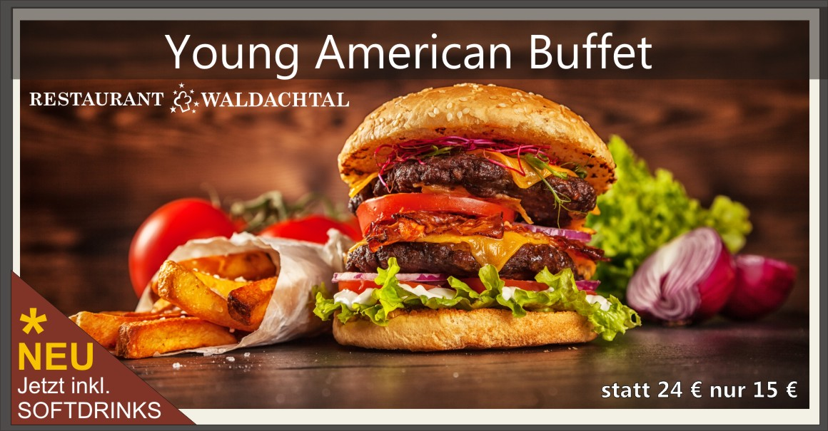 American Buffet Waldachtal